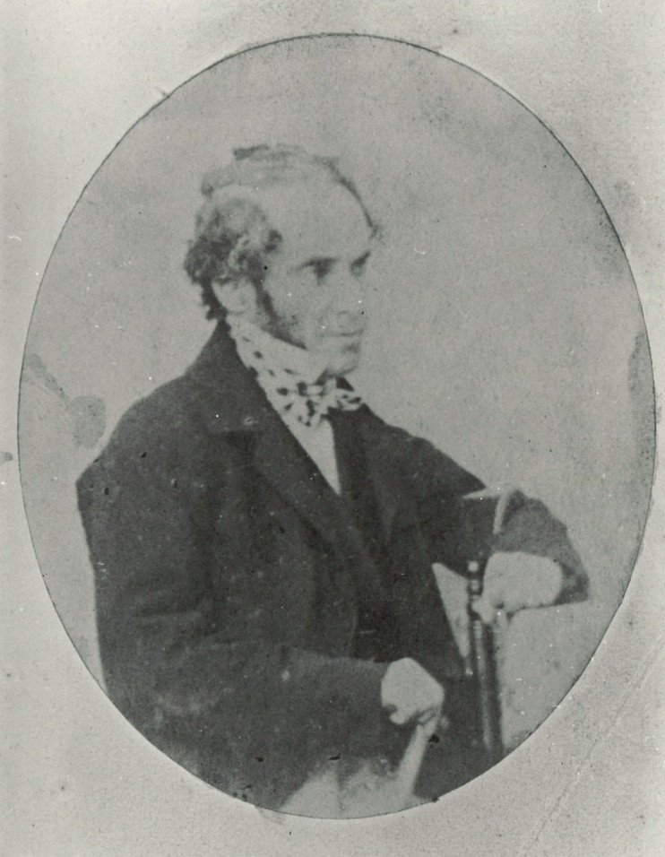 Samuel Greg Jr, William's favourite brother