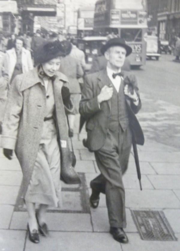 Barbara Greg & Norman Janes